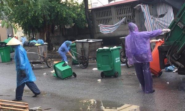 Thanh Hóa: Thu gom, xử lý triệt để chất thải y tế trong mùa dịch Covid- 19