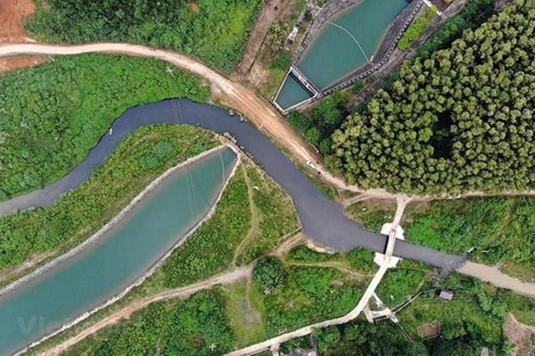 Ứng dụng công nghệ thông minh bảo đảm an toàn nguồn nước