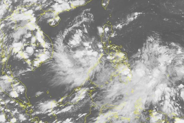 Có thể xuất hiện áp thấp nhiệt đới trong những ngày tới