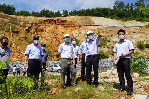 Thừa Thiên Huế: Kiểm tra các khu vực có nguy cơ sạt lở