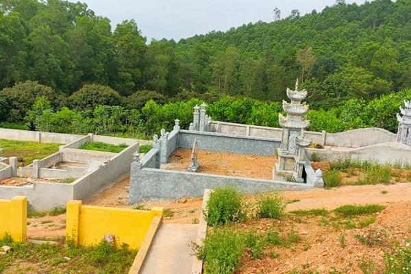 Bỉm Sơn (Thanh Hóa): Nhiều bất thường trong việc mua bán đất nghĩa trang Đồng Nghệ