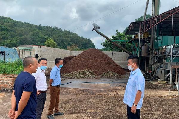 Mai Sơn (Sơn La): Lập đoàn kiểm tra, giám sát các cơ sở nông sản, chăn nuôi
