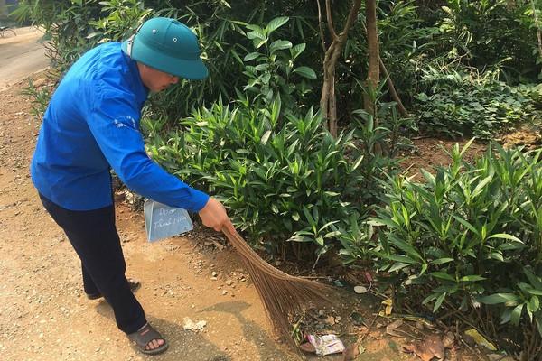 Phù Yên (Sơn La): Triển khai các giải pháp nâng cao tỷ lệ chất thải rắn nông thôn được thu gom