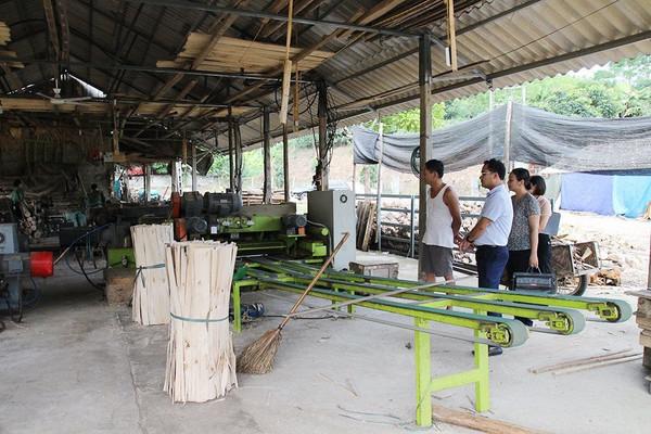 Văn Yên (Yên Bái): Các cơ sở gây ô nhiễm môi trường nghiêm trọng được xử lý