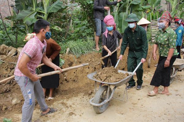 Thuận Châu (Sơn La): Nỗ lực nâng cao tỷ lệ thu gom chất thải rắn sinh hoạt