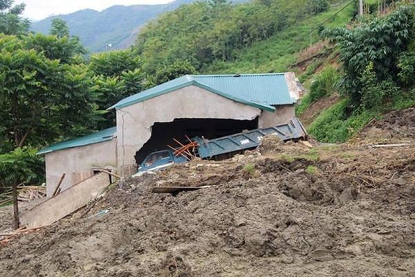 Thanh Hóa: Ứng phó với ngập lụt, lũ quét, sạt lở đất