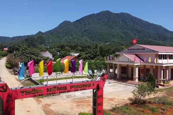 Lạng Sơn: Đồng bào DTTS xây dựng thôn bản xanh - sạch - đẹp
