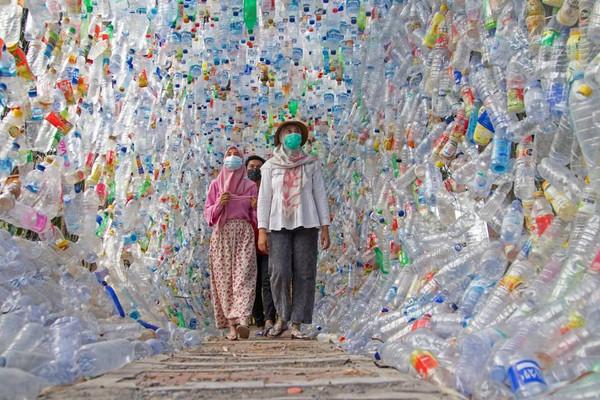 Indonesia cảnh báo về cuộc khủng hoảng nhựa đại dương
