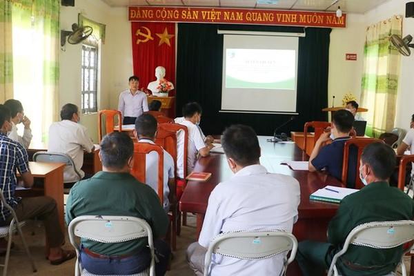 Công tác tuyên truyền chính sách chi trả dịch vụ môi trường rừng tại huyện Tuần Giáo