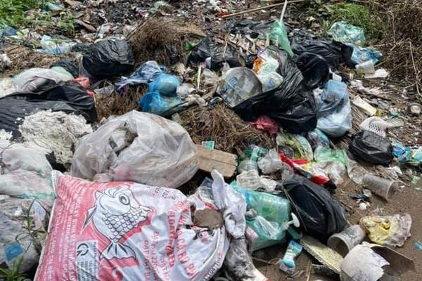 Ninh Giang – Hải Dương: Bãi bồi màu mỡ thành nơi chôn lấp rác thải