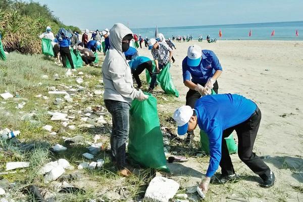 WWF-Việt Nam kêu gọi giảm thiểu rác thải nhựa