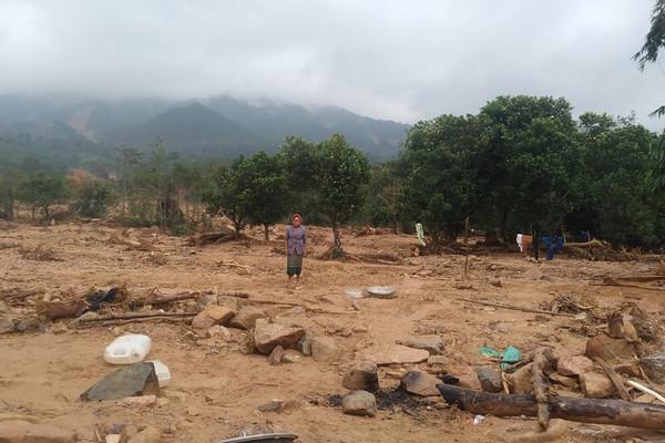 Tái định cư cho người dân khỏi nguy cơ lũ quét, sạt lở đất khu vực miền núi