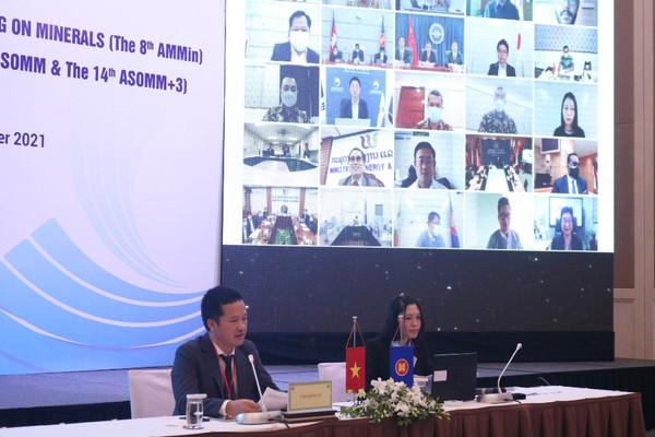 Hợp tác khoáng sản ASEAN + 3 tạo điều kiện đầu tư cho thăm dò và phát triển khoáng sản