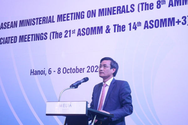 Hội nghị Bộ trưởng ASEAN về khoáng sản lần thứ 8 thông qua những nội dung trọng tâm