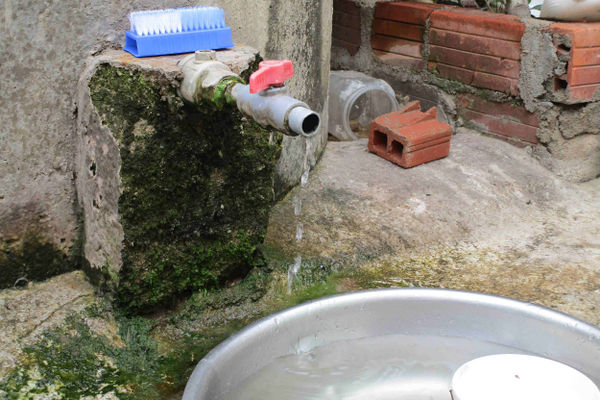 Bình Định: Hàng trăm hộ dân khát nước sạch