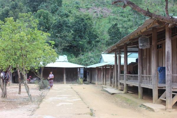 Tây Giang (Quảng Nam): Điểm sáng quy hoạch dân cư vùng sạt lở núi