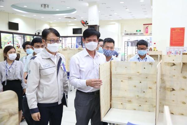 Quảng Ngãi: Hỗ trợ doanh nghiệp phục hồi sản xuất gắn với bảo vệ môi trường