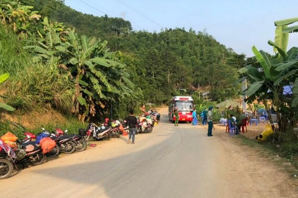 Sơn La chuẩn bị đón hơn 200 công dân từ miền Nam về bằng máy bay