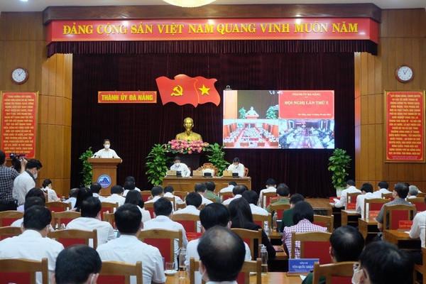 Đà Nẵng tập trung phát triển kinh tế - xã hội những tháng cuối năm 2021