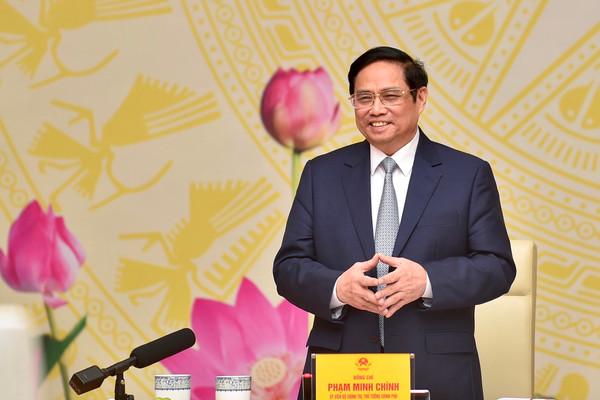 Thủ tướng Phạm Minh Chính: Giải quyết những yêu cầu, mong muốn của người dân và doanh nghiệp nhanh nhất, sớm nhất, hiệu quả nhất