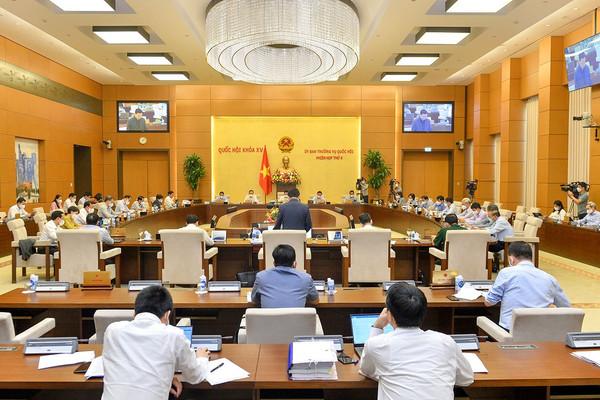 Ủy ban Thường vụ Quốc hội cho ý kiến về Quy hoạch sử dụng đất quốc gia thời kỳ 2021-2030, tầm nhìn đến năm 2045