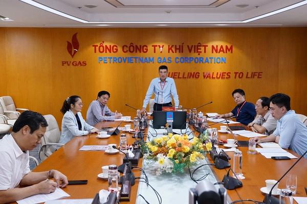 Hội nghị BCH Đảng bộ PV GAS lần thứ VII, nhiệm kỳ 2020 – 2025