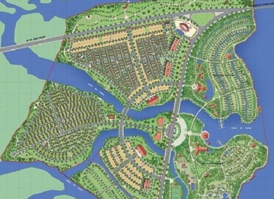Bình Định xây chợ tại Khu đô thị mới An Phú Thịnh
