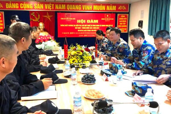 Cảnh sát biển Việt Nam - Những dấu ấn nổi bật trong công tác đối ngoại