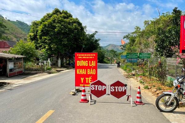Sơn La: Hướng dẫn mới về phòng chống Covid-19 cho người đến/về từ vùng đỏ