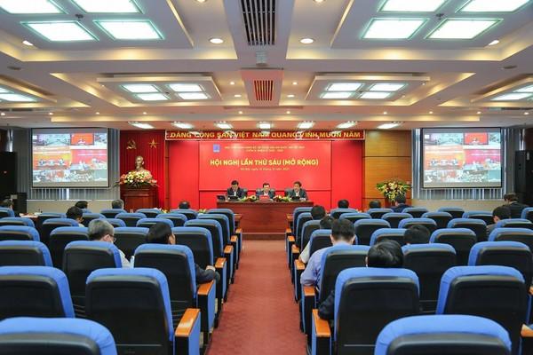 PVN: Quyết tâm hoàn thành và hoàn thành vượt mức các chỉ tiêu kế hoạch năm 2021
