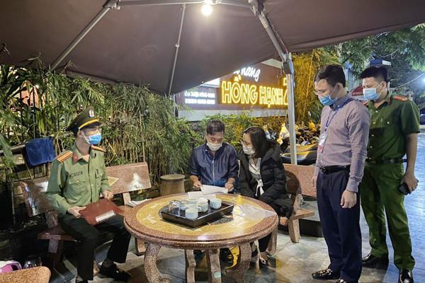 Quảng Ninh: Tạm đình chỉ 3 Chủ tịch phường do thiếu trách nhiệm phòng, chống dịch