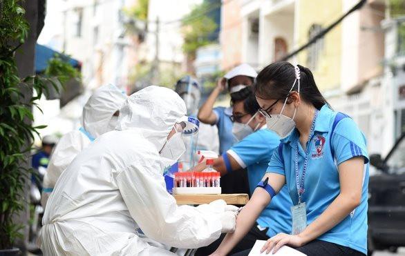 Việt Nam ghi nhận thêm 3.168 ca Covid-19