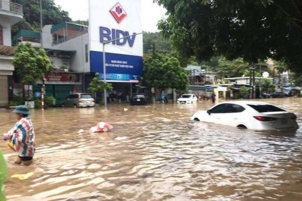 """Sớm giải bài toán """"cứ mưa là lụt"""" ở Quảng Ninh"""