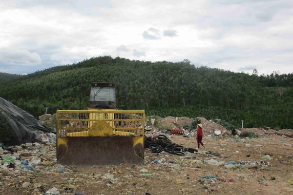 Phú Yên: Tiếp nhận, xử lý bùn thải hầm vệ sinh tự hoại