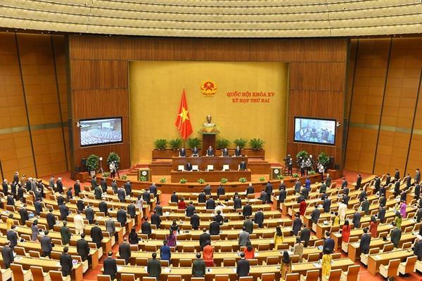 Khai mạc trọng thể Kỳ họp thứ 2, Quốc hội khóa XV