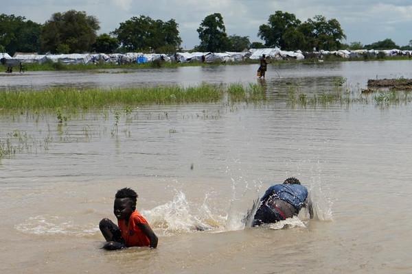 700.000 người ở Nam Sudan bị ảnh hưởng nghiêm trọng bởi lũ lụt