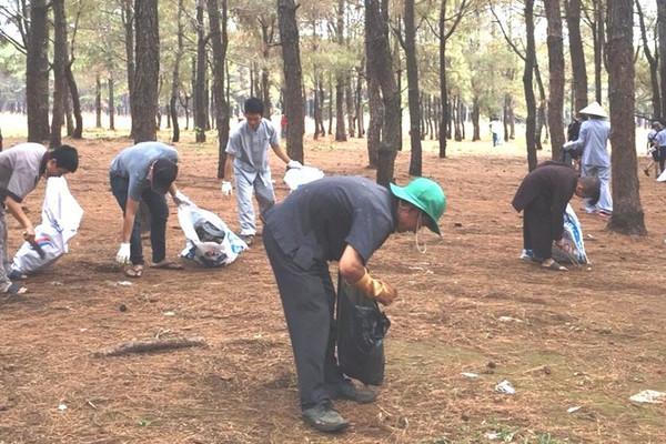 Phật giáo Gia Lai chung tay bảo vệ môi trường