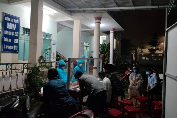 Quảng Nam: Khẩn trương truy vết các trường hợp liên quan ca F0 tại TP Tam Kỳ