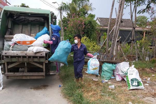 Phú Vang (Thừa Thiên - Huế): Xã hội hóa thu gom, xử lý rác thải