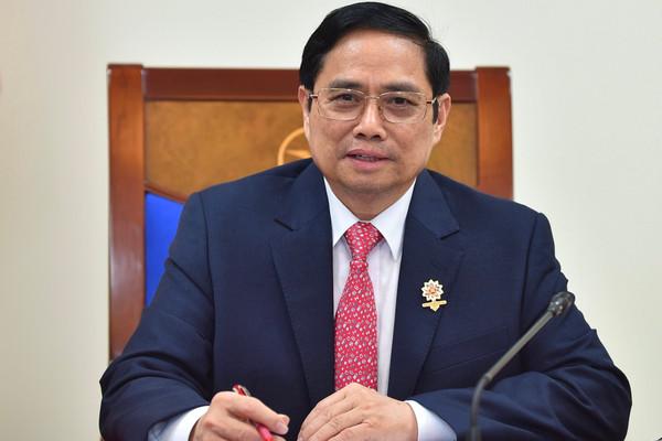 Thủ tướng Phạm Minh Chính:Việt Nam cam kết ứng phó biến đổi khí hậu