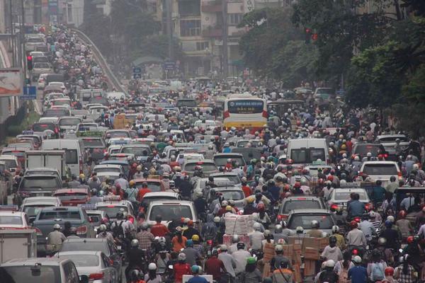 Giảm phát thải khí nhà kính trong lĩnh vực giao thông