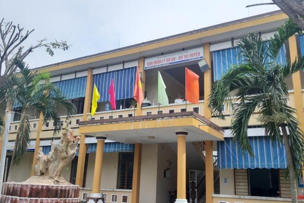 Quảng Nam: Tạm giữ Giám đốc BQL Dự án huyện vi phạm quy định về đấu thầu